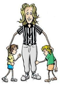 mom referee